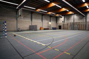hall des sports